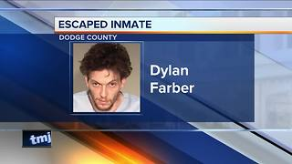 Search underway for 'dangerous' inmate who escaped from Dodge County jail - Video