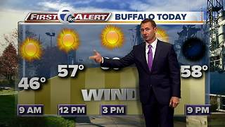 7 First Alert Forecast 10/17/17 - Video