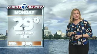 7 First Alert Forecast 0211 - Noon - Video