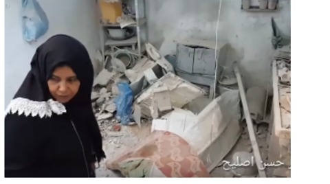 Mother and Daughter Killed as Israel and Gaza Exchange Fire
