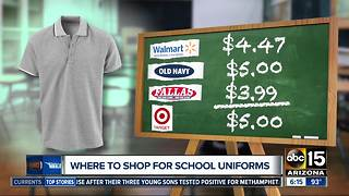 Where can you get the most affordable school uniforms? - Video