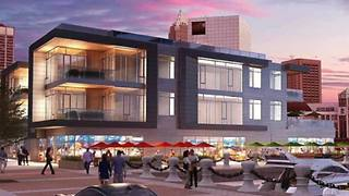 Plans for North Coast Harbor apartments taking shape - Video