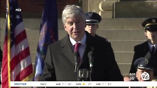 Former Gov. Rick Snyder charged in Flint Water Crisis