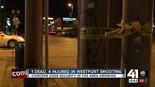 Deadly Westport shooting has patrons questioning their safety
