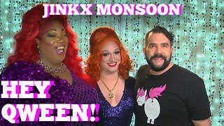 JINKX MONSOON on HEY QWEEN! PROMO - Video