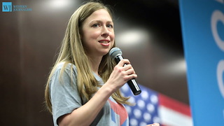 Chelsea Clinton Looks To Take A Swipe At Trump, But Hits Obama Instead - Video