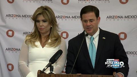 Sonora, Mexico and Arizona Governors sign agreements to strengthen both states