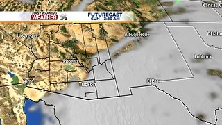 FORECAST: Mild temperatures continue into the weekend