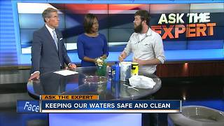 Ask the Expert: Keep Milwaukee's waters safe this summer - Video