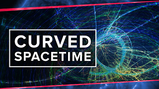 General Relativity & Curved Spacetime Explained! - Video