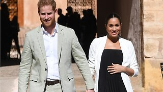 Meghan, Duchess of Sussex, is in labor