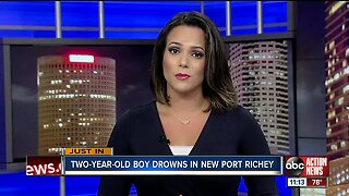 2-year-old drowns in New Port Richey, deputies say