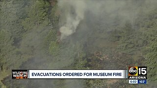Flagstaff Mayor makes disaster declaration in response to Museum Fire