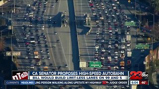 California lawmaker wants to bring limit-less lanes