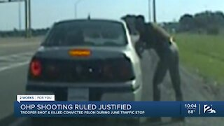 Craig Co. district attorney finds trooper-involved shooting in June justified