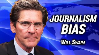 What's Going on with American Journalism? | 30-Year Veteran Journalist Will Swaim