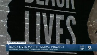 Black Lives Matter Mural Project