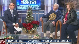 Honor flight for vets - Video