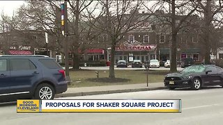 Proposed plans for Shaker Square could mean the removal of Shaker Boulevard