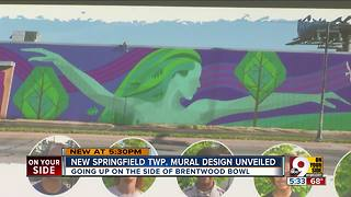 New Springfield Township mural design revealed