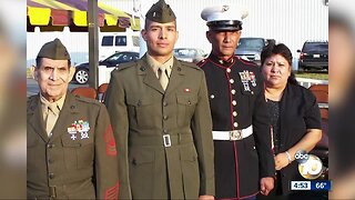 Life in Chula Vista: Family proudly serves in military