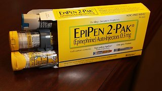 The FDA Says There's An EpiPen Shortage - Video