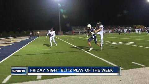 Friday Night Blitz Play of the Week: Brooks Ambrosius TD catch