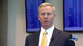 District Attorney George Brauchler discusses formal charges for STEM School shooting suspects after court