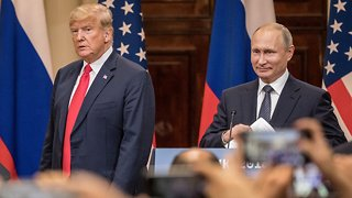 Fact-Checking Trump's Rant About Servers At His Putin News Conference - Video