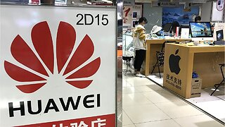 Huawei stops smartphone production