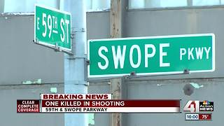 KCMO investigating fatal shooting - Video
