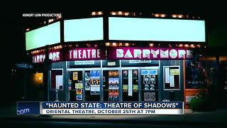 Paranormal film from Milwaukee-raised filmmaker debuts at Oriental Theater - Video