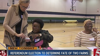 Williamson County Holds Election For Two Voters - Video