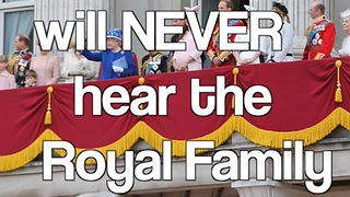8 Words you will NEVER hear the Royal Family say - Video