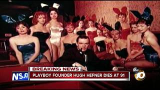 Hugh Hefner, The Founder Of Playboy, Dies At 91 - Video