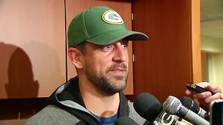 Rodgers on the healing process - Video