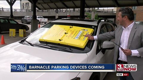 Barnacle Parking Devices Coming