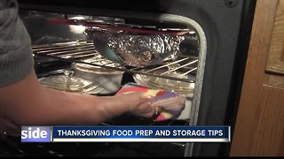 Thanksgiving food safety tips and tricks