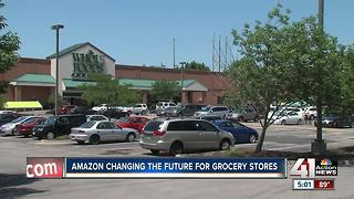 How Amazon buying Whole Foods could change the way we buy groceries - Video