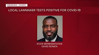 State Rep. David Bowen tests positive for COVID-19