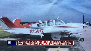 Search suspended for missing plane was headed for Monroe when it vanished