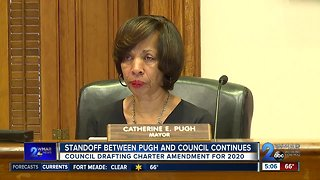 Baltimore City Council working on charter amendment to remove mayor