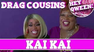 Drag Cousins: Kai Kai with RuPaul's Drag Race Star Jasmine Masters & Lady Red Couture: Episode 5 - Video