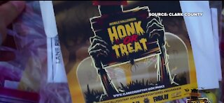 Honk Or Treat to celebrate your Halloween plans