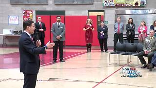 Governor Ducey gets inside look at Arizona's education system - Video