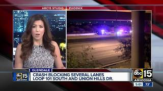 DPS: 2 deadly crashes on Valley freeways - Video