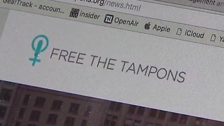 Free the Tampon - Video