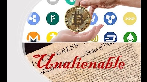 UNALIENABLE UPDATE * CRYPTO EXPLOSION!
