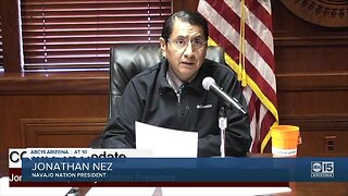 New weekend curfew for Navajo Nation
