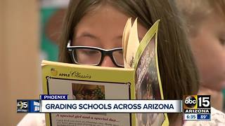 Grades for Arizona schools released - Video